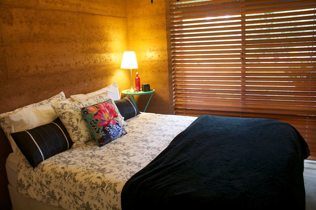 Rammed Earth Private Room