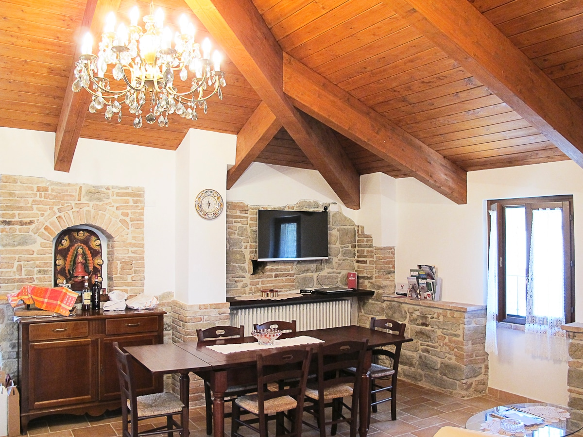 3bdr Countryside Apartment Umbria