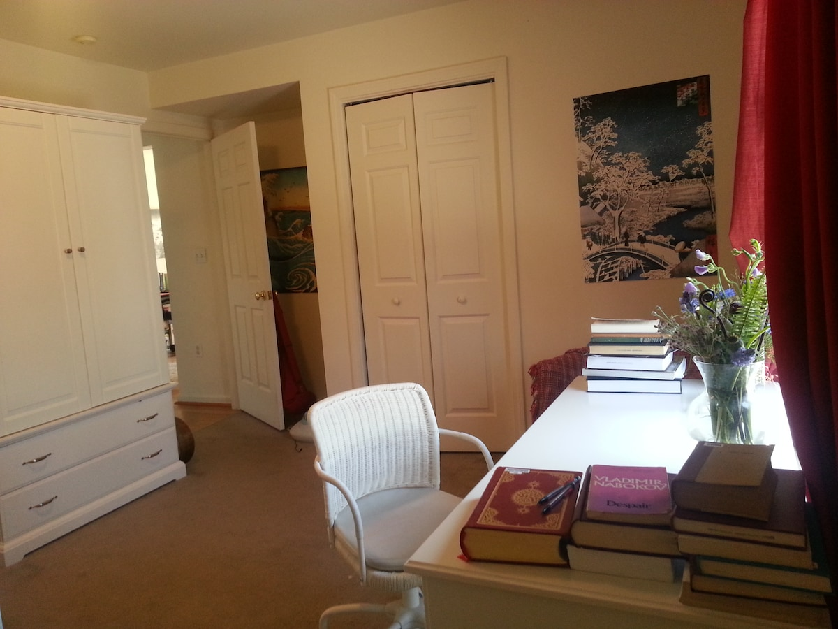 Spacious room in Somerville