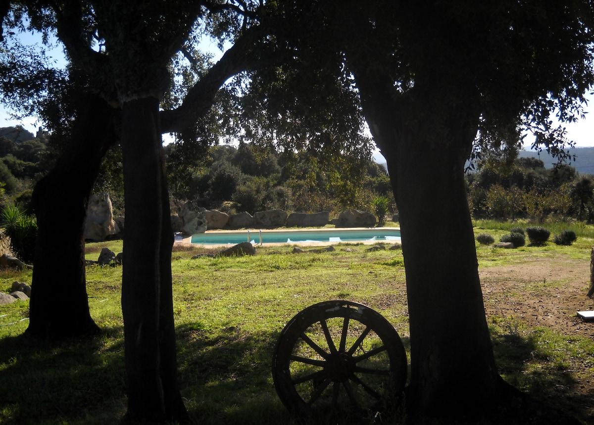 Landhausvilla Balaiana