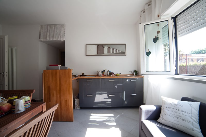 Charming apartment outside Lucca