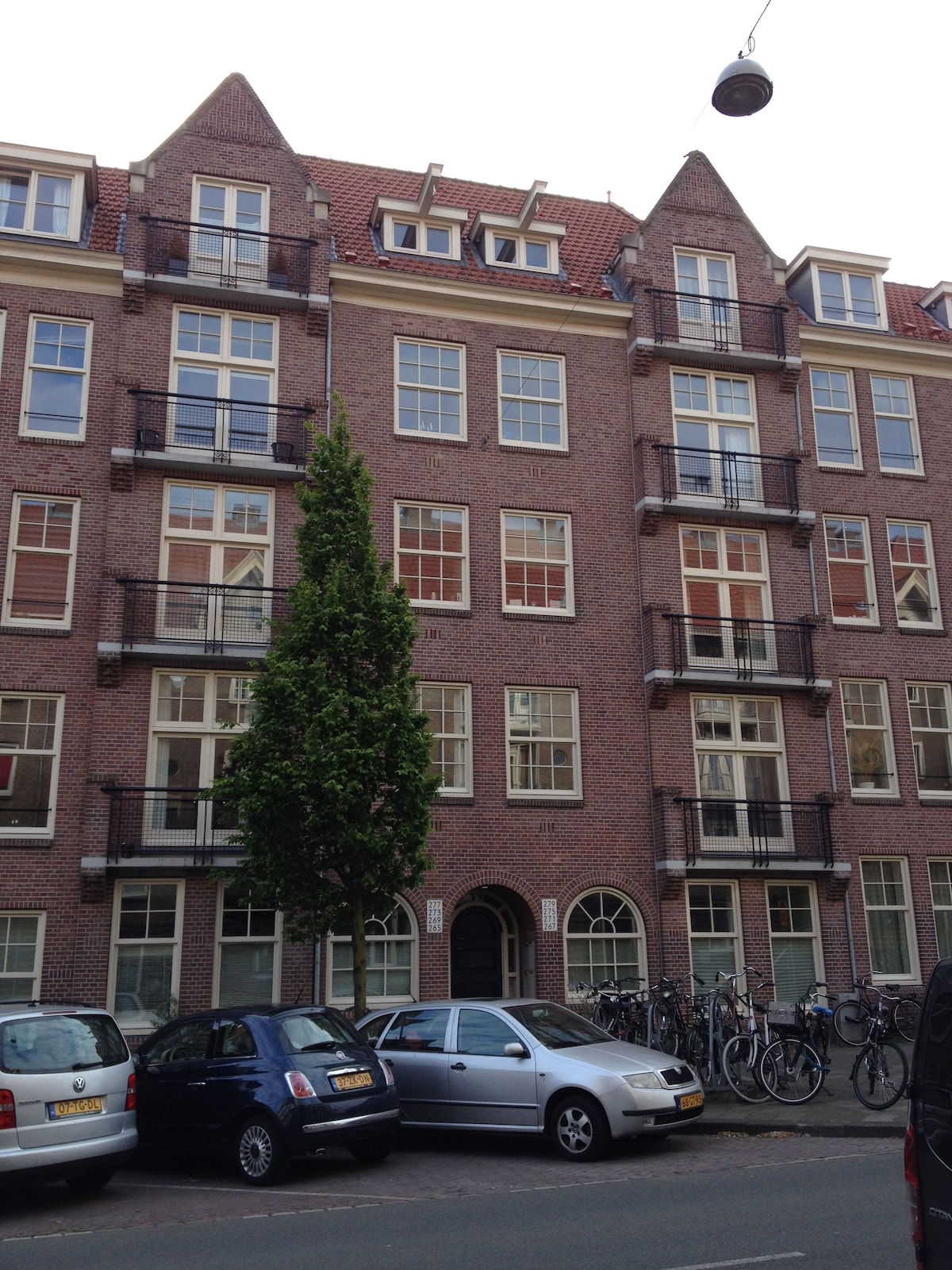 Appartement in Westerpark/centre