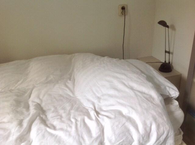 A simple sleeping room