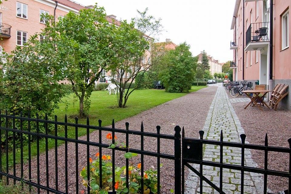 Cozy flat in the heart of Uppsala