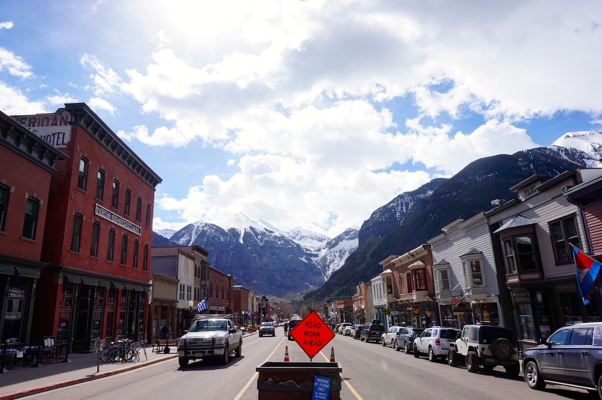 Your Telluride Vacation Starts Here