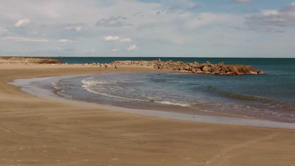 maison bord de mer frontignan plage
