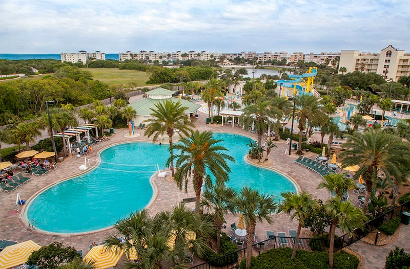 Cape Canaveral Beach Resort -Studio