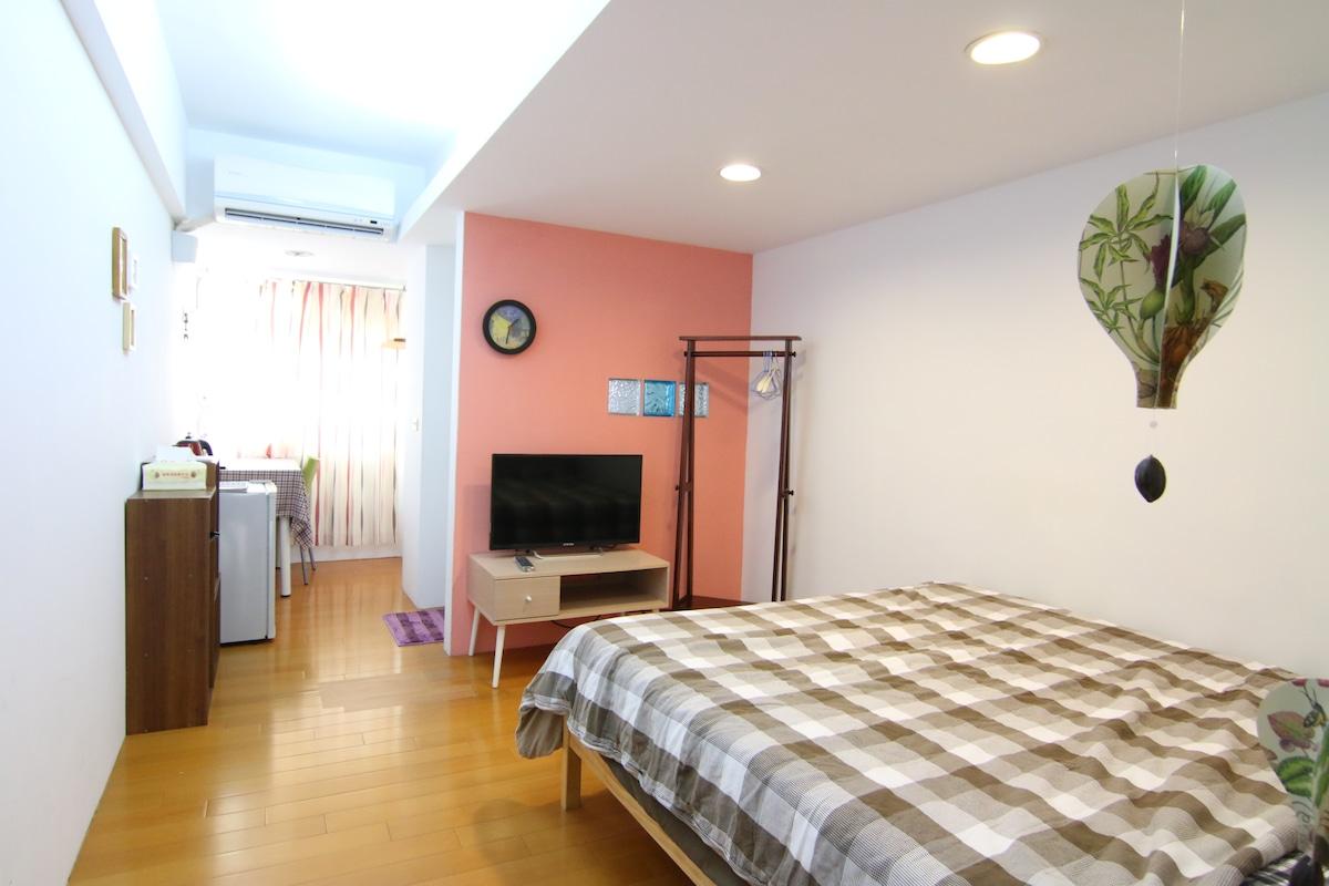Room near Ximen, L.S.temple MRT#2