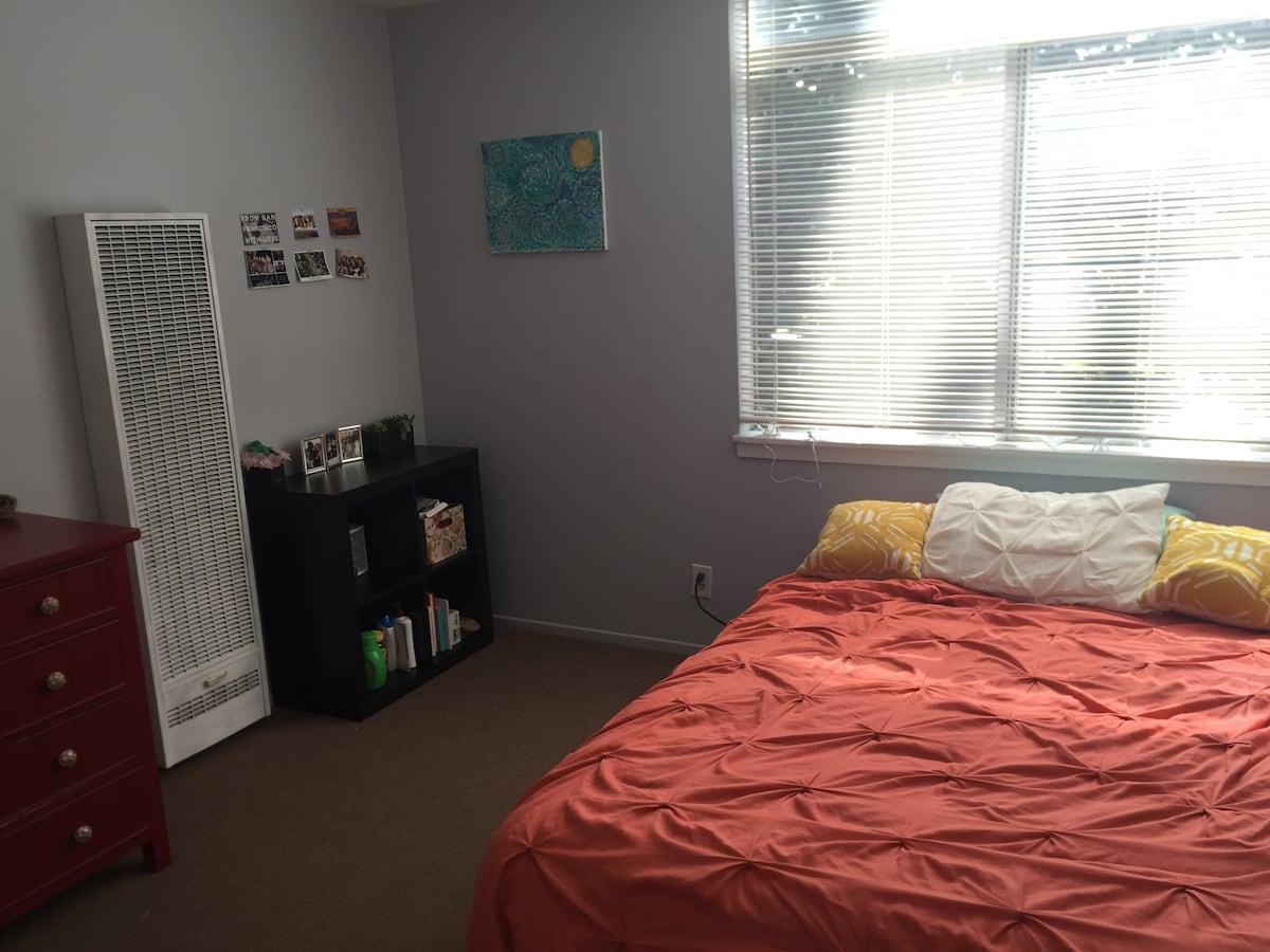 1 Bedroom in Quiet Complex