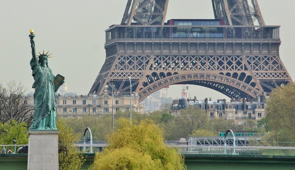 Appartment near Eiffel Tower