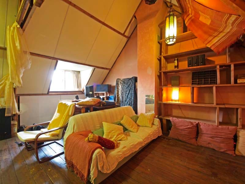 HUGE ATTIC FOR SERIOUS PROFESSIONAL