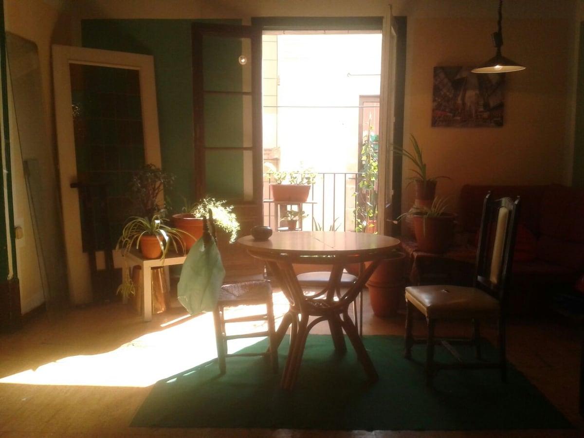 Double Room in barrio gótico