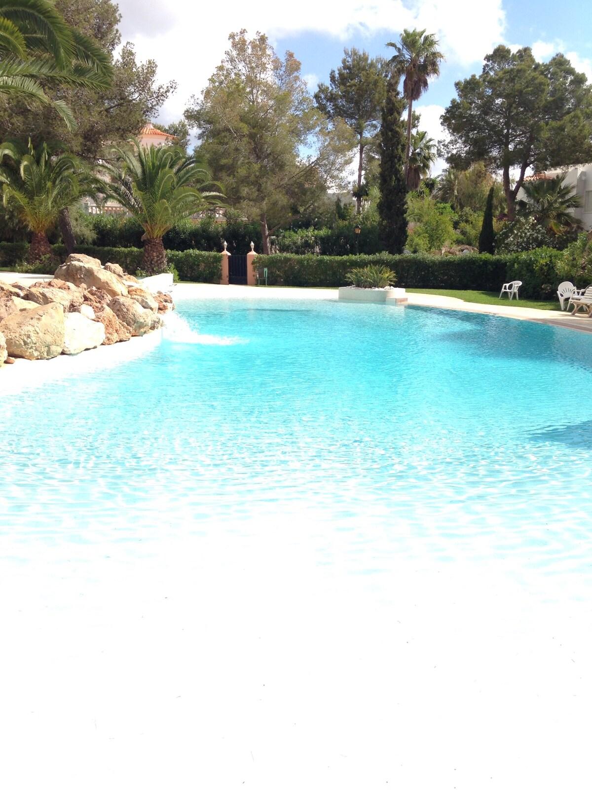 Ático en Ibiza. La Joya, Cala Lleny
