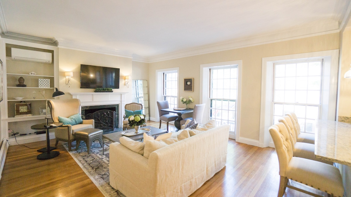 Renovated 2BR   1.5BA on Charles St
