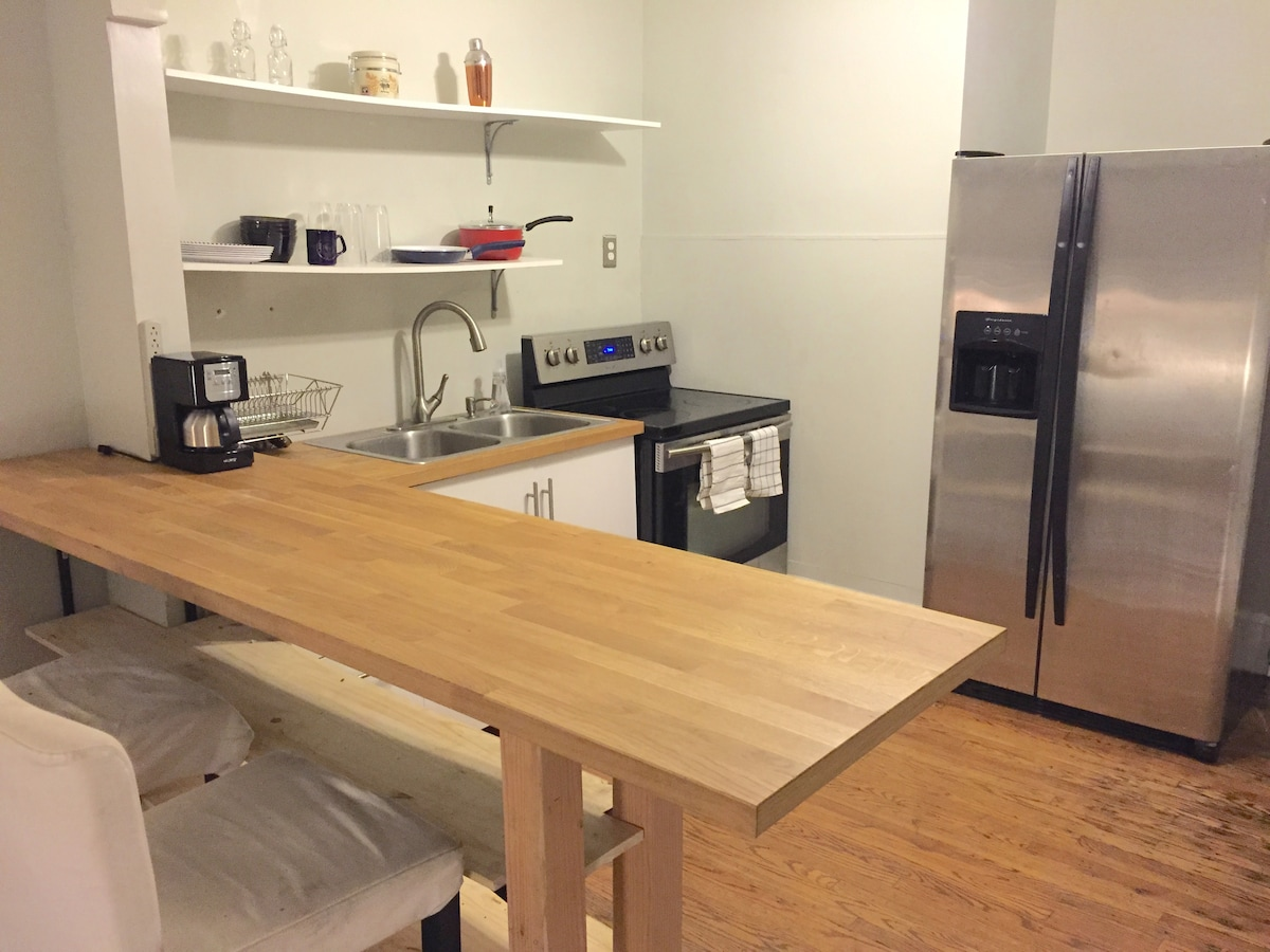 Modern 1BD in West Philly