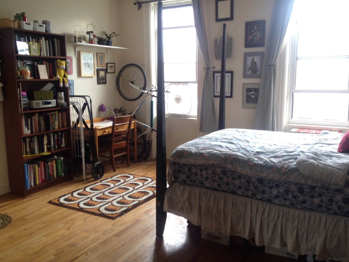 Spacious Studio Room in Bed Stuy