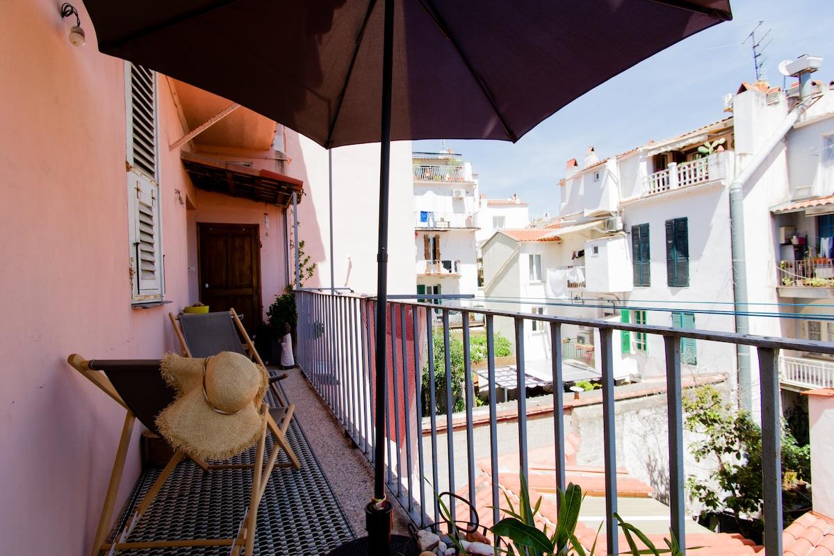 Cosy appartement au coeur d'Ajaccio