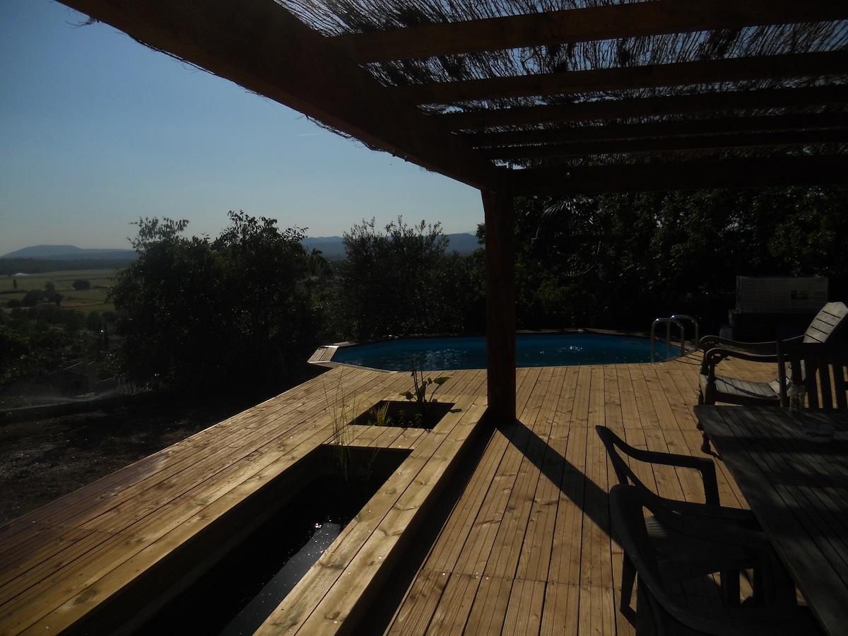 Studio dans maison en Provence