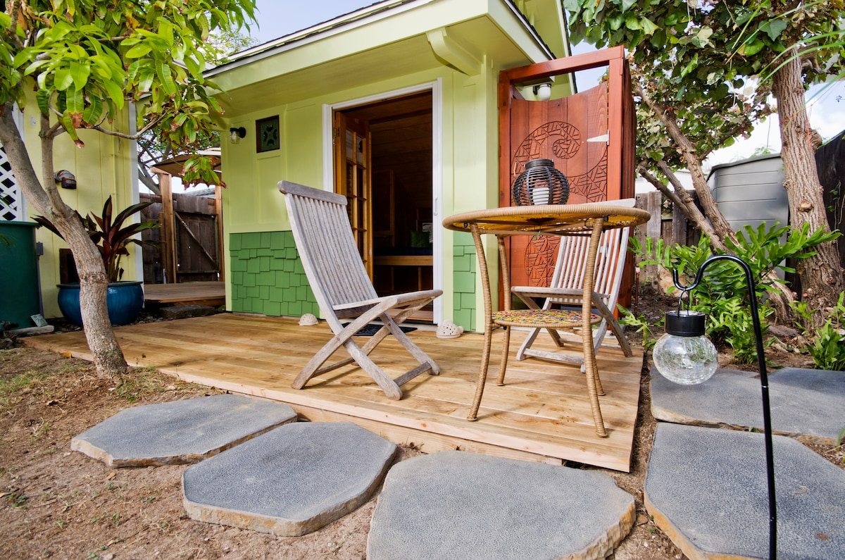Private Micro-House: Kailua Coconut
