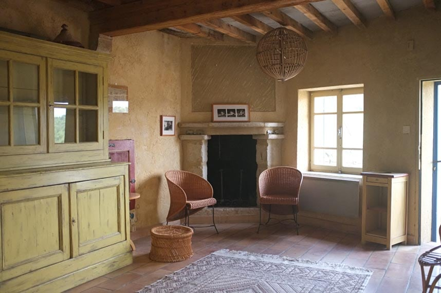 Lovely house close to Avignon