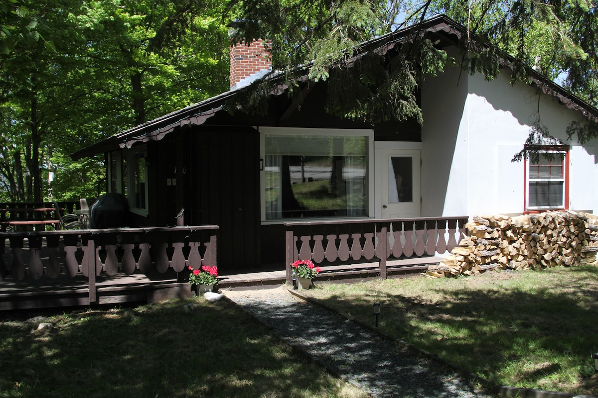 Mittersill Chalet in Franconia NH