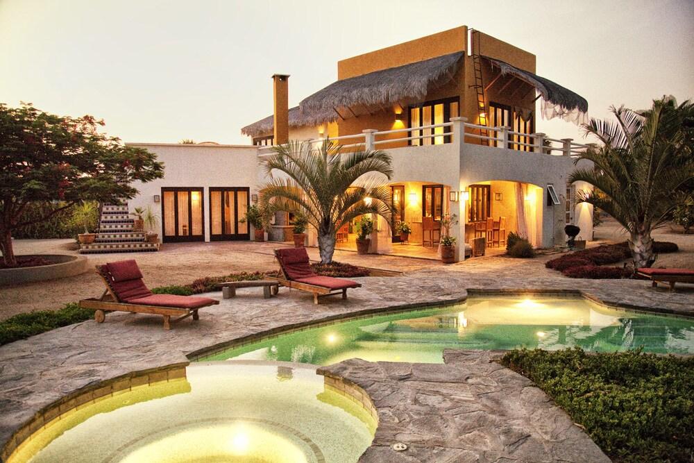 Luxury Villa in Todos Santos