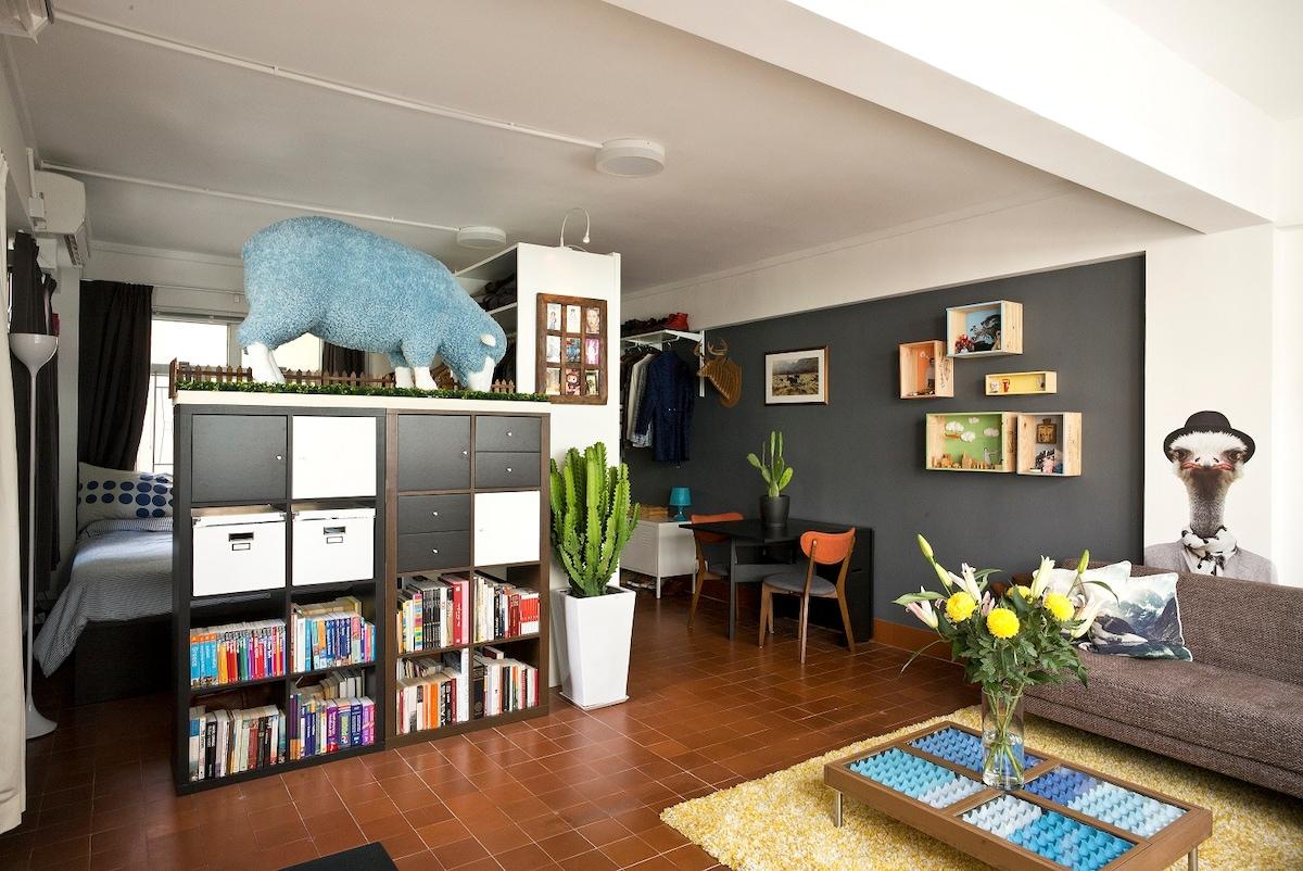 Unique, spacious & superbly located