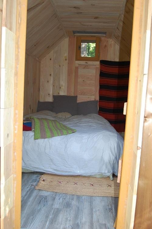 La cabane pour 2 personnes