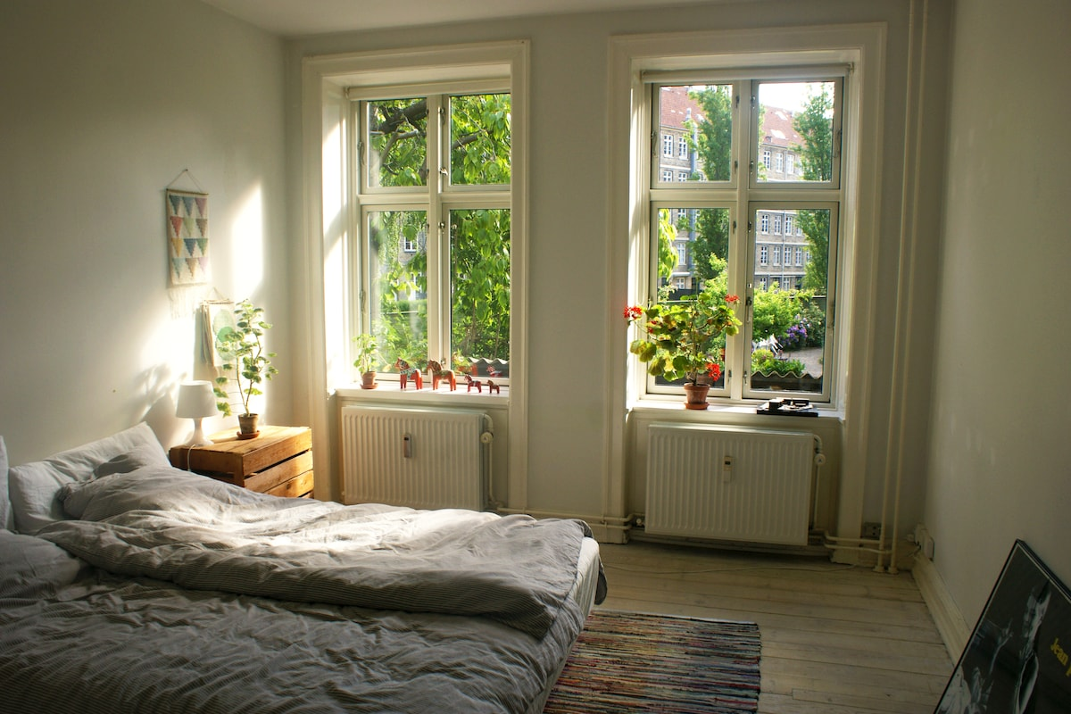 Charming & sunny 60 sqm home