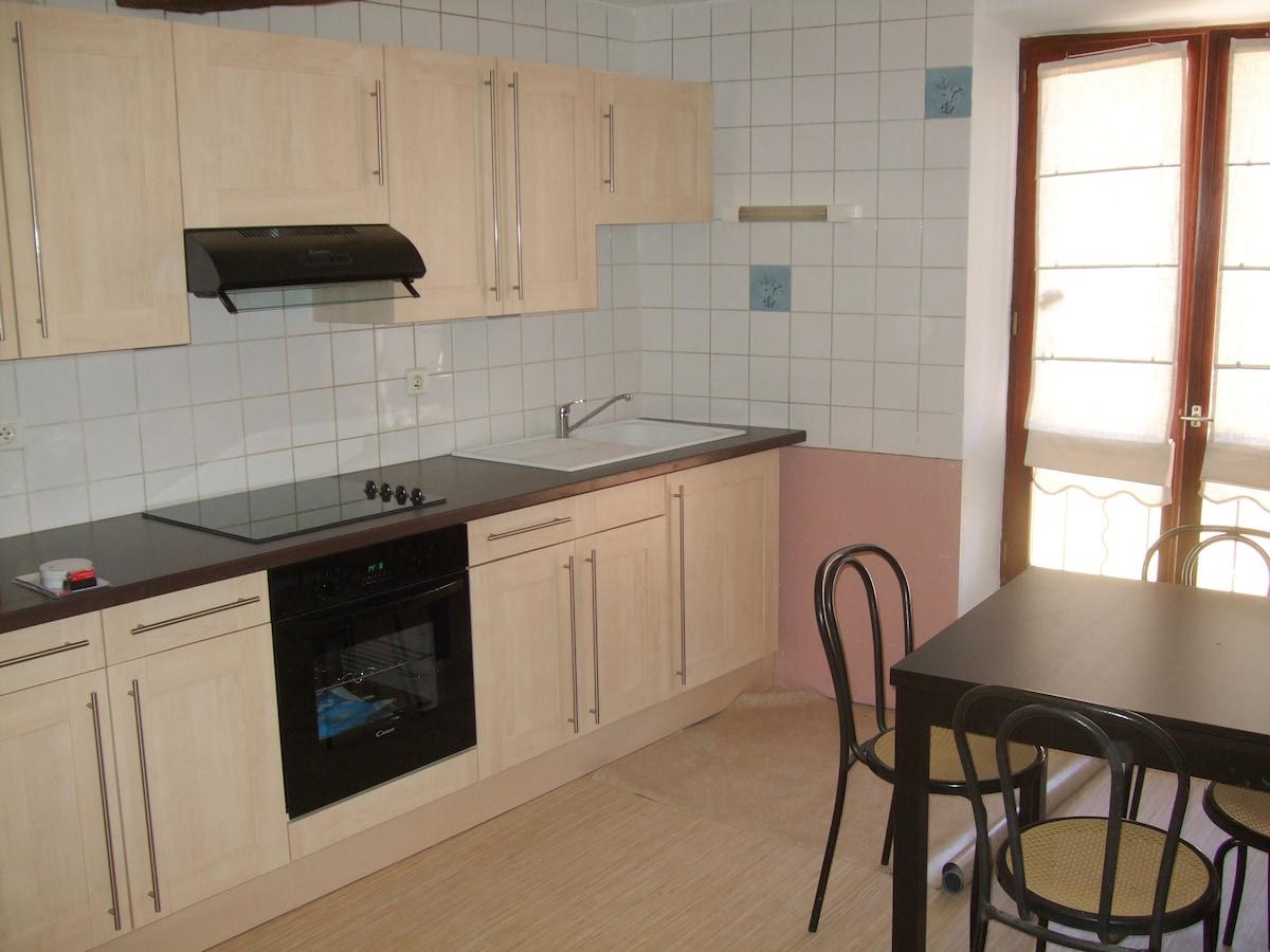 Appartement de 56 M² rue piétonne