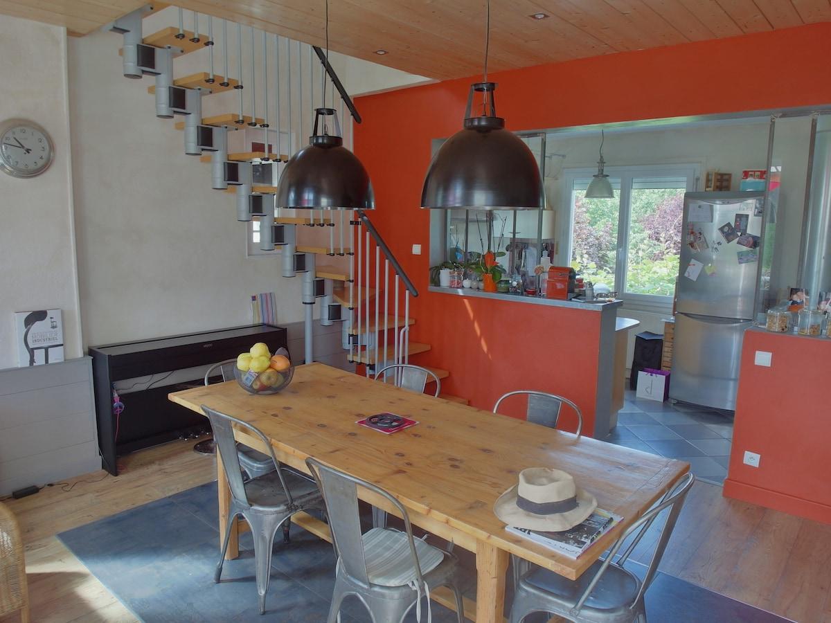 Maison Homm, sweet Home !