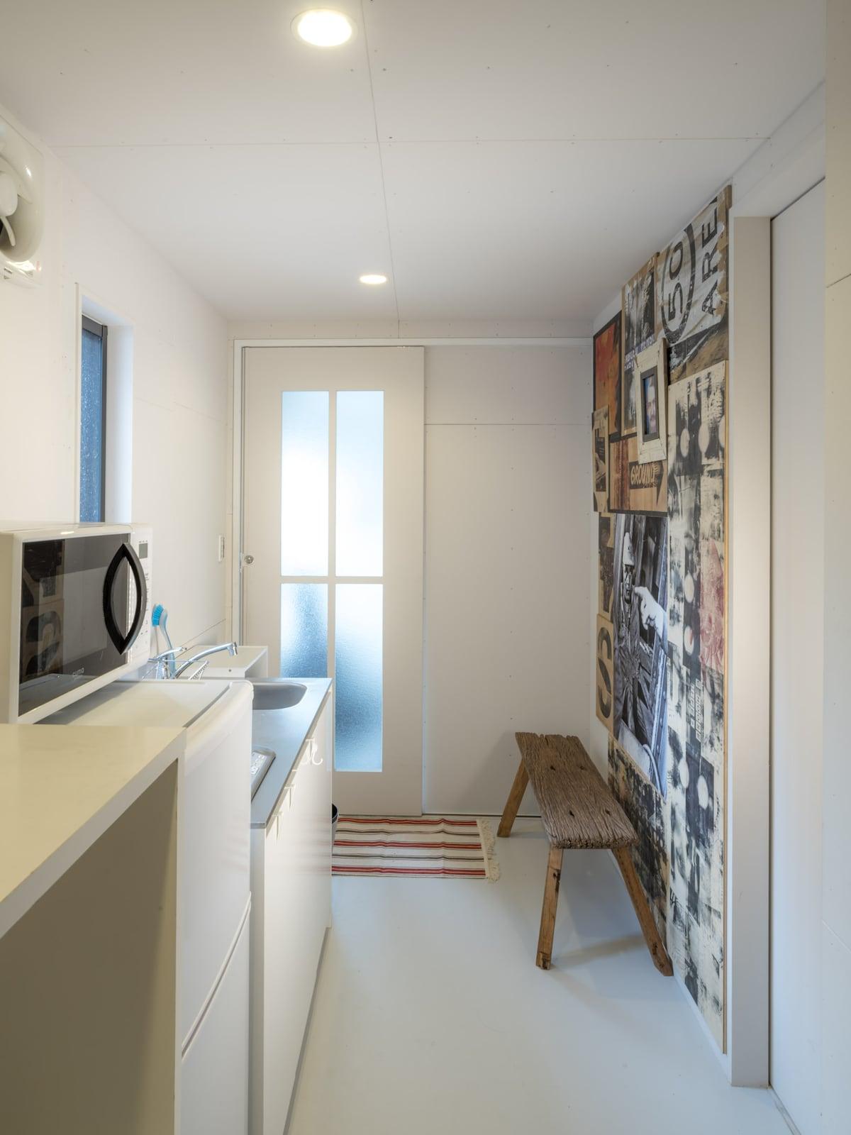 Modern flat in Shinagawa Area