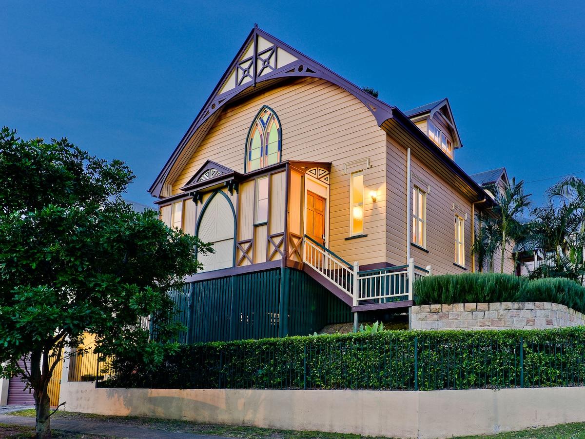 The Old Church Brisbane City - 4brm