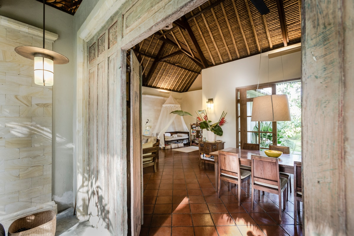 a tropical paradise close to Ubud