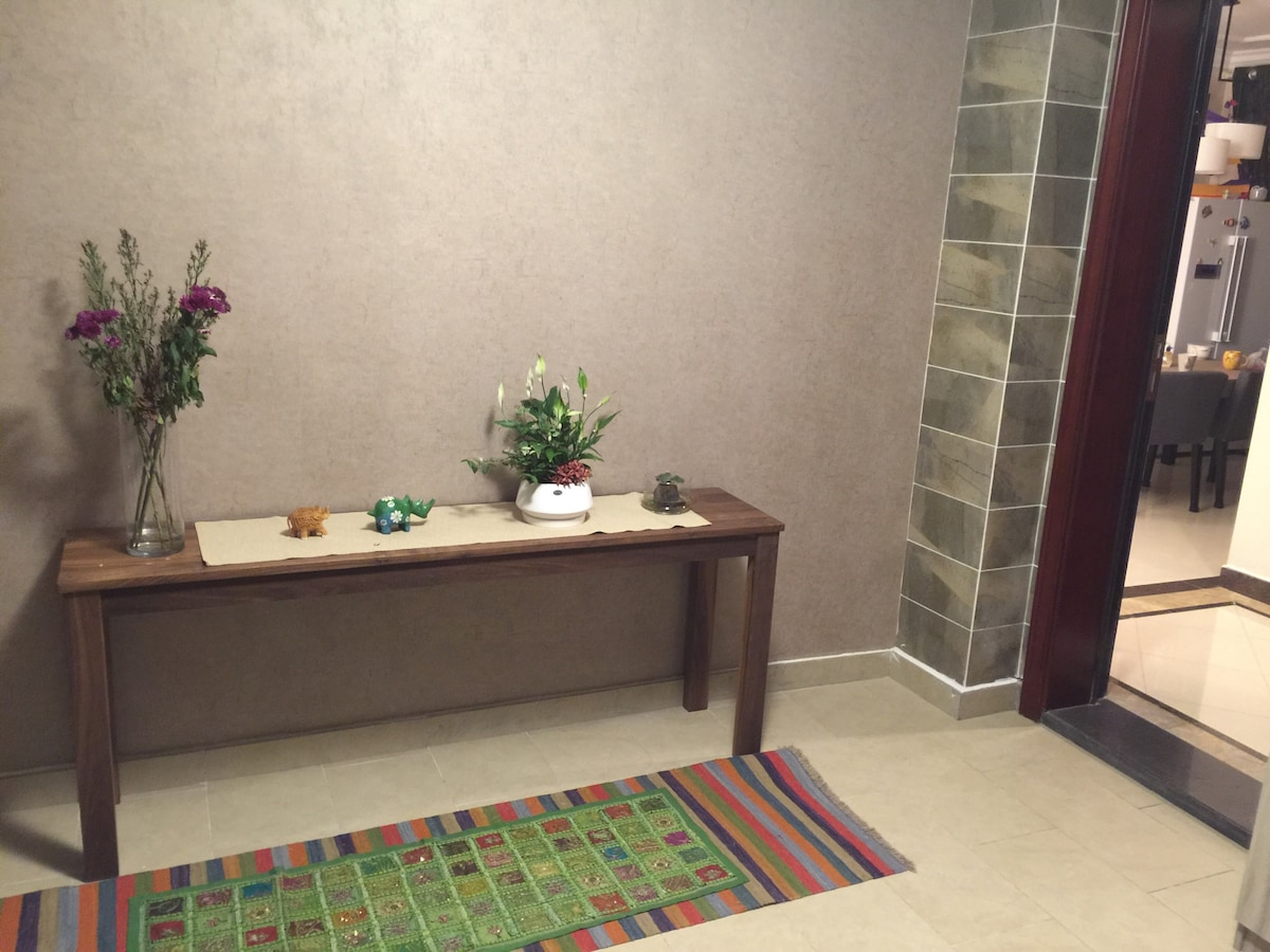 Cozy place in jiangning district