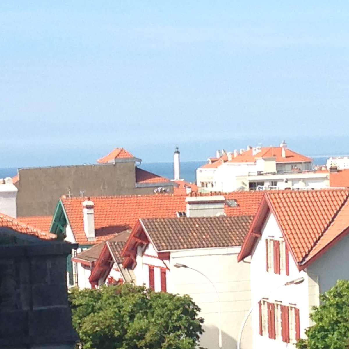 Ferienwohnung in Biarritz Atlantik