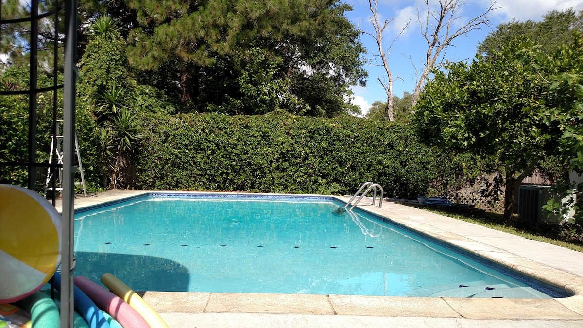 Florida Fun Pool House