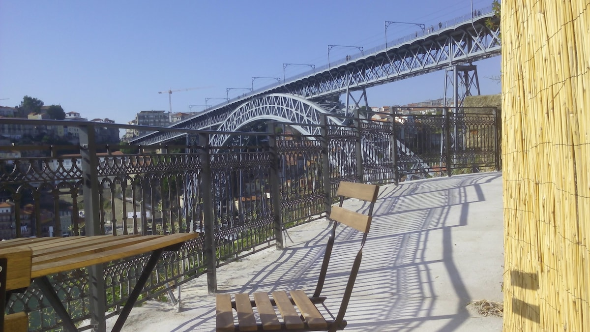 Viewpoint of Douro riverfronts