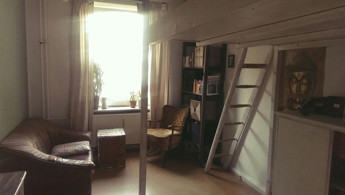 Gemütliches Appartement im Zentrum