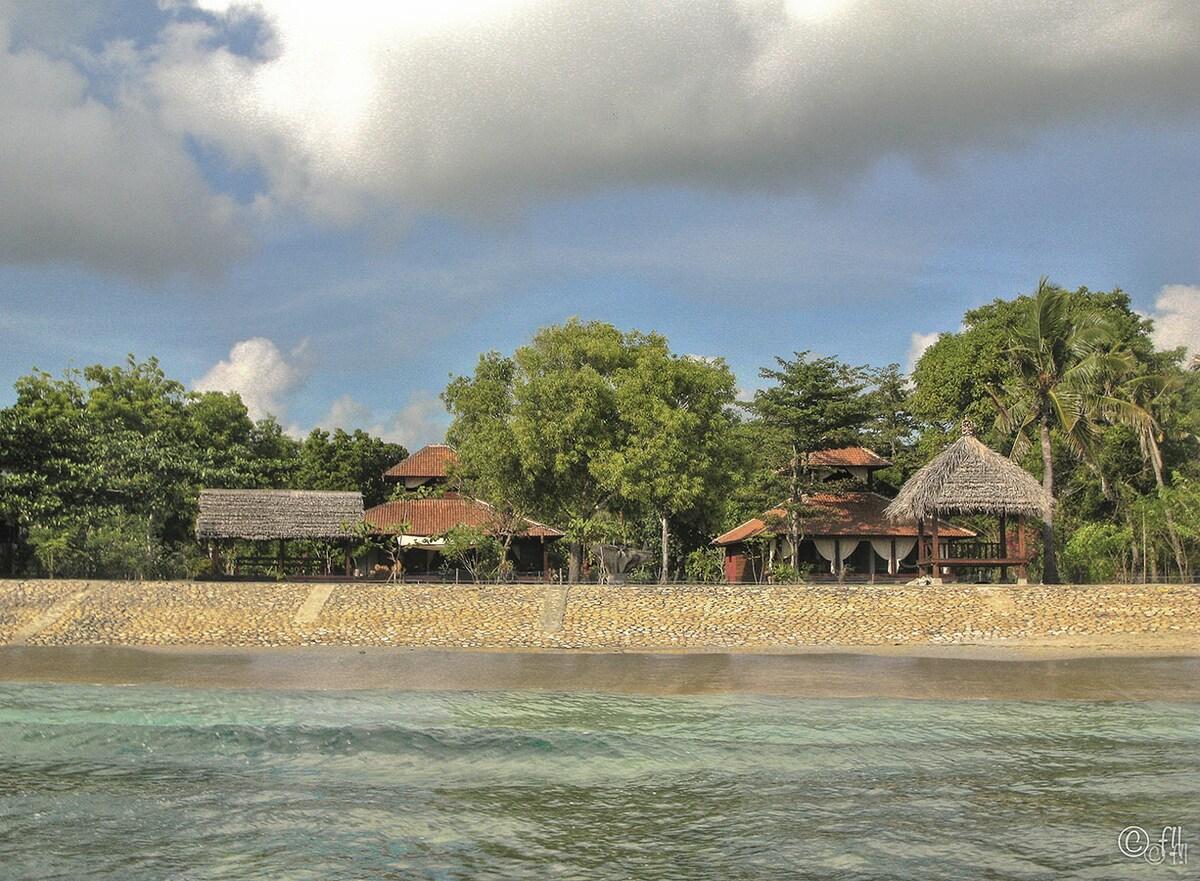 KUBU GANESH Guesthouse at the beach