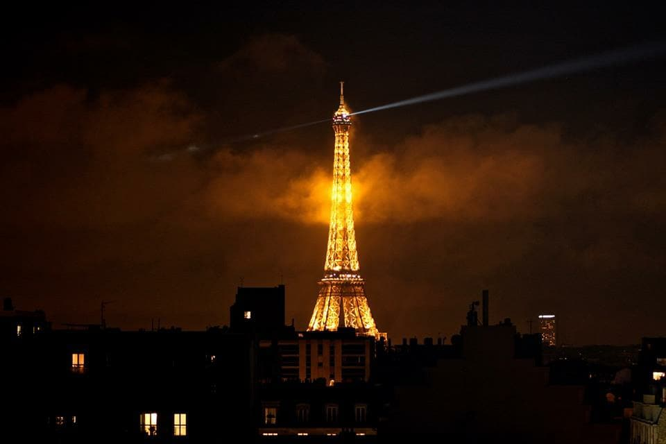 Flat - Very nice view : Tour Eiffel