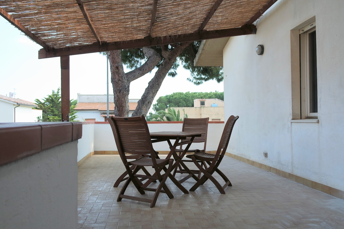 Apartment 100 meters from the sea 6