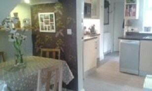 Small double room in friendly house