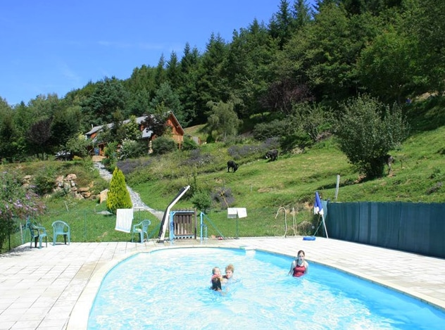 piscine et nature