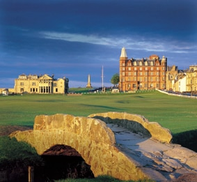 Twin Room in St Andrews - Open Golf