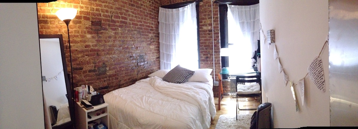 Get Cozy in East Village, Manhattan