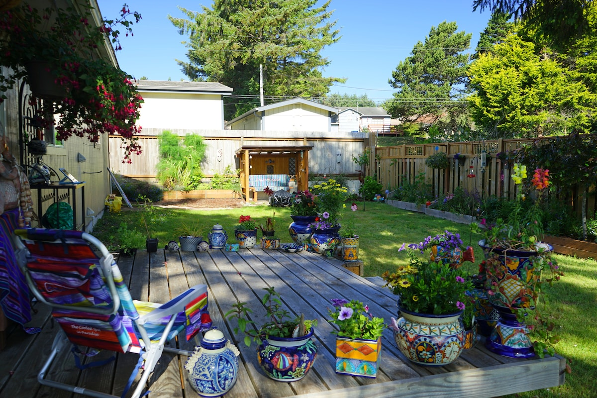 Close to Beach, Casino, Outlet Mall