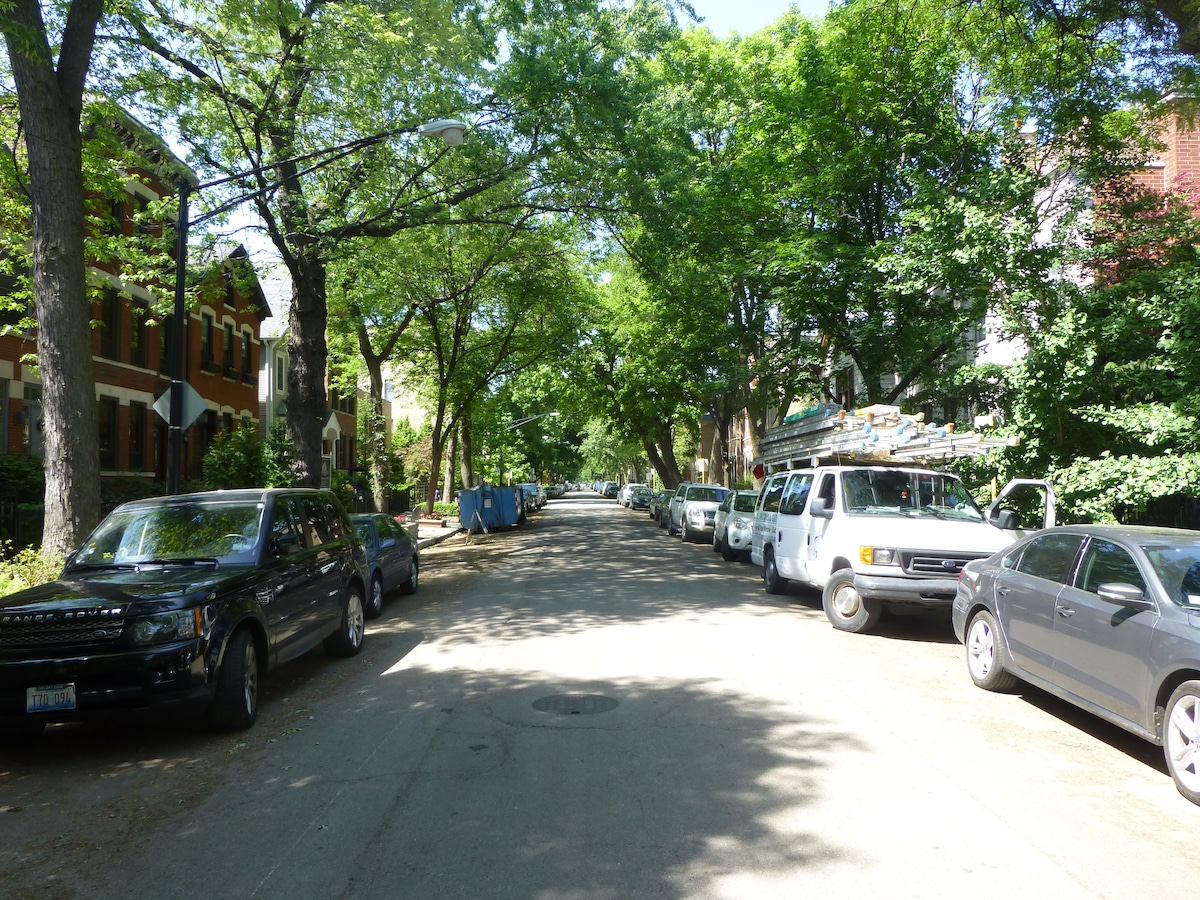 Lincoln Park home.  Great location!