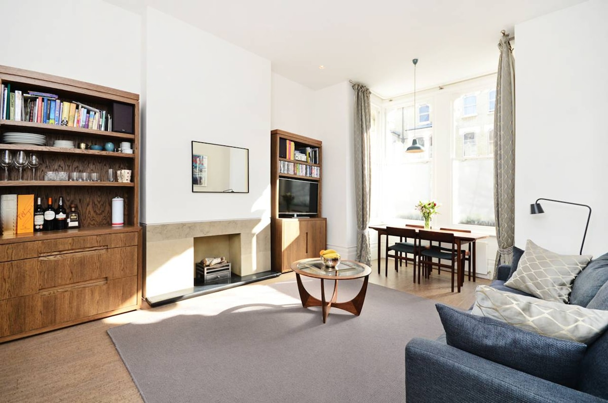 Two bed architect design flat
