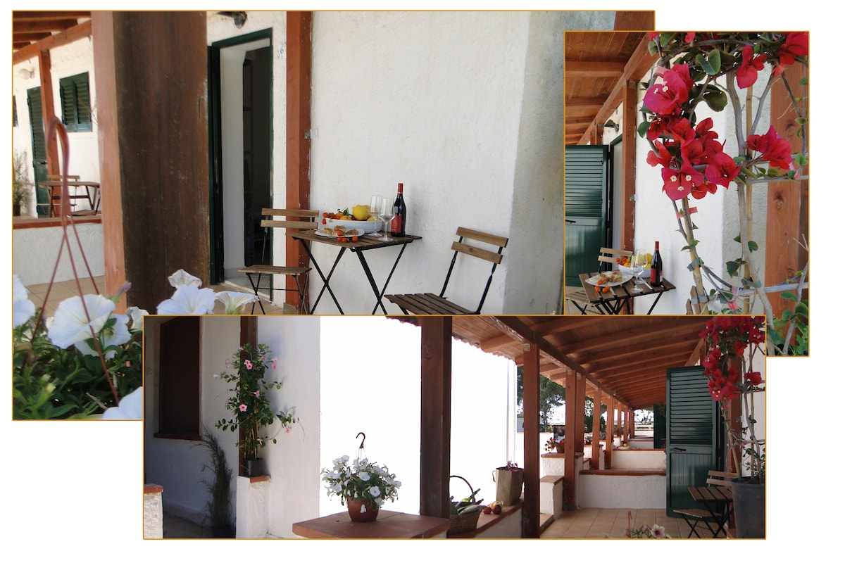 Country house in Cala Rossa